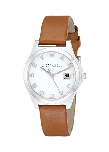 Marc By Marc Jacobs Damen mbm1373 Analog Display Analog Quarz Braun Armbanduhr