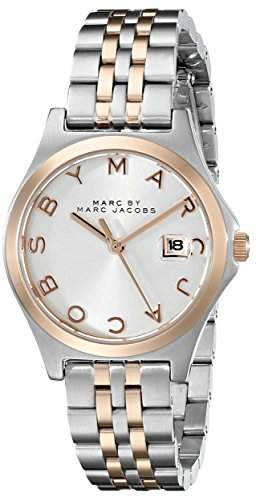 Damen Marc by Marc Jacobs Watch MBM3353 Die schlanke