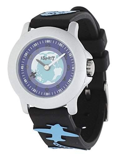 Esprit Jungen Armbanduhr Up & Away schwarz ES103454007