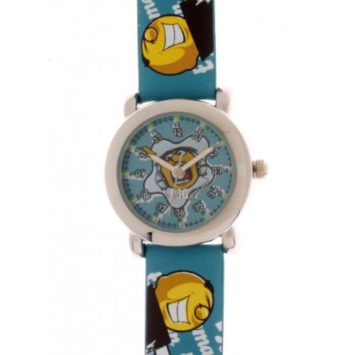EGG DDP Jungen Armbanduhr Analog Kunststoff mehrfarbig 4042107