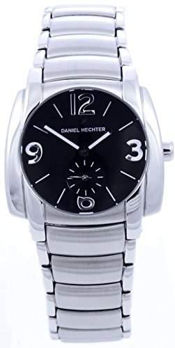 Daniel Hechter Damen-Armbanduhr Analog Quarz Edelstahl DH04110NA