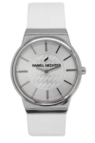 Daniel Hechter Damen-Armbanduhr Analog Quarz Edelstahl DHD 001-BB