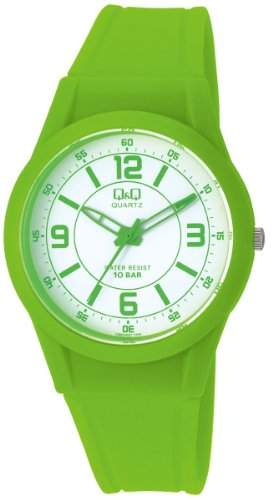 Q&Q Unisex-Armbanduhr Analog Plastik VQ50J021Y