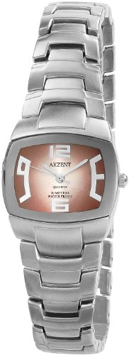 Akzent Damen Uhren mit Metallband SS7127000084