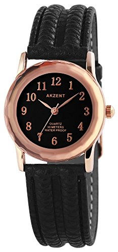 Armbanduhr Quarz Uhr Kunstlederarmband 22cm Dornschliesse SS7331100013
