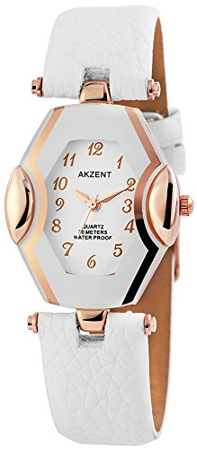 Armbanduhr Quarz Uhr Kunstlederarmband 22cm Dornschliesse SS7332000015