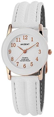 Armbanduhr Quarz Uhr Kunstlederarmband 22cm Dornschliesse SS7332000023