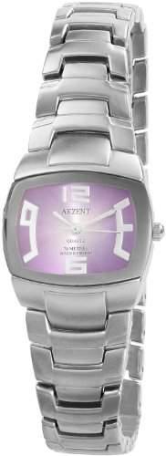 Akzent Damen-Uhren mit Metallband SS7123800084