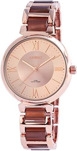 Akzent Damen-Armbanduhr Analog Quarz verschiedene Materialien SS7847000016