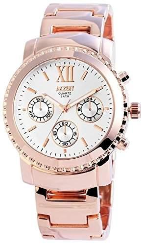 Akzent Damen-Armbanduhr Analog Quarz verschiedene Materialien SS8132500008
