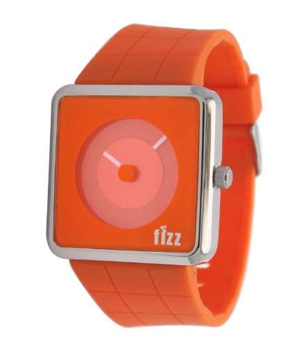 Fizz Unisex-Armbanduhr 5010942 Analog orange 5010942