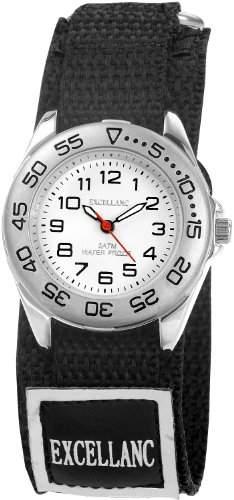 Sportline Damen-Armbanduhr XS Analog Quarz Textil 120222000001