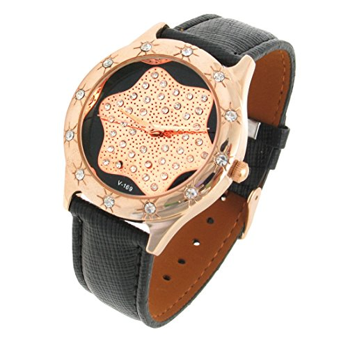 sourcingmap Bronze Lucky Star Wasserdicht Damen de