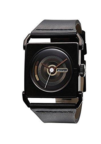 TACS Unisex Armbanduhr Swing Analog Quarz Leder TS1012C