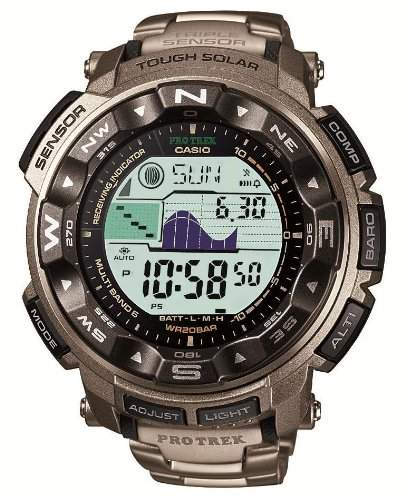 Casio Protrek Tough Solar radio clock MULTIBAND 6 PRW-2500T-7JF Mens Watch Japan import