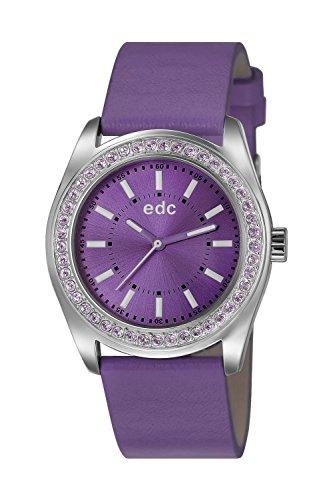 edc by Esprit disco glam lust Analog Quarz Plastik EE101132008