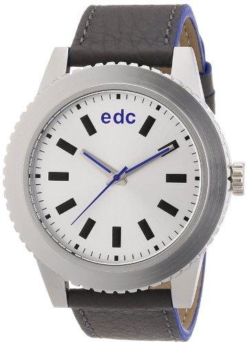 Edc XL Legacy Wheel Analog Quarz Leder EE100961003