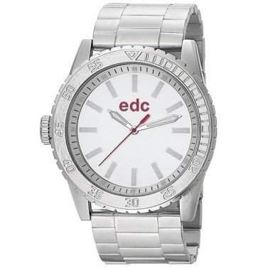 Esprit EE100762003 edc Damenuhr metal starlet sparkling silver, silver silber Metall 30m Analog Uhr