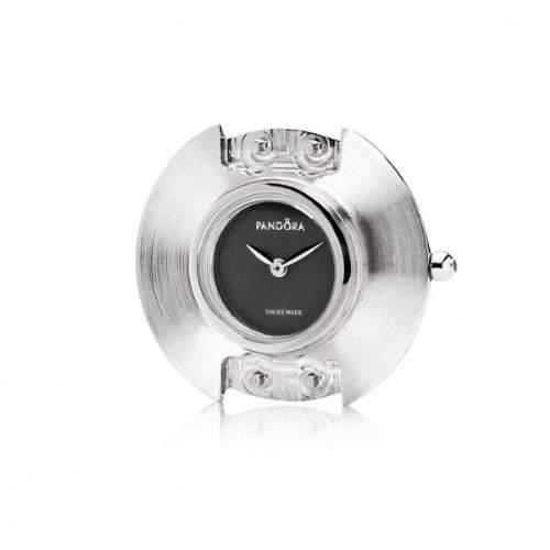 Pandora 811060BK Uhren Gr 20x30mm Stahl,Steel