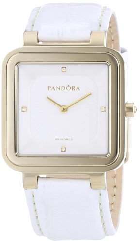 Pandora Damen-Armbanduhr Grand Cushion 812031WH