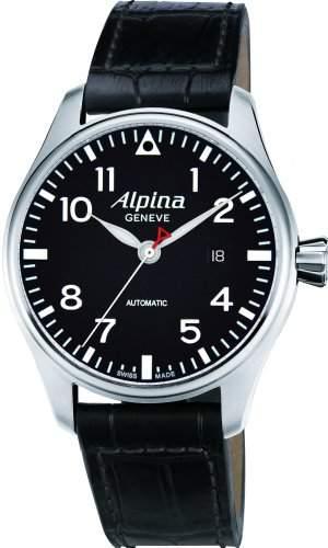 Alpina Geneve Startimer Automatic AL-525B4S6 Herren Automatikuhr Alpina Rotor