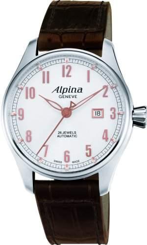 Alpina Geneve Startimer Automatic AL-525SCR4S6 Elegante Herrenuhr Alpina Rotor