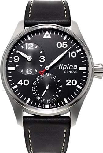 Alpina Geneve Startimer Manufacture AL-950B4S6 Herren Automatikuhr Regulatoruhr