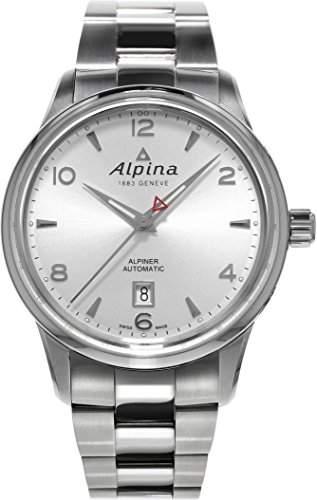 Alpina Geneve Alpiner Automatic AL-525S4E6B Herren Automatikuhr Klassisch schlicht