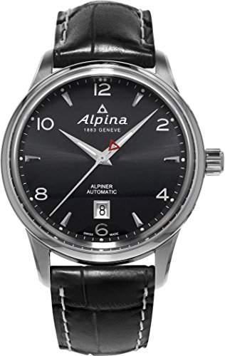 Alpina Geneve Alpiner Automatic AL-525B4E6 Herren Automatikuhr Klassisch schlicht