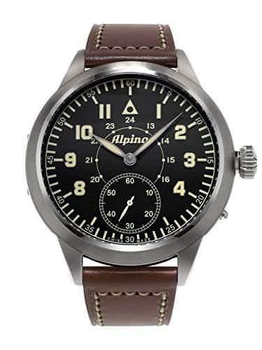 Alpina Heritage Pilot MKII Herrenuhr AL-435LB4SH6