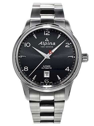 Alpina Alpiner Herren-Automatikuhr AL-525B4E6B