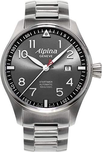 Alpina Geneve Startimer Automatic AL-525GB4S6B Herren Automatikuhr Alpina Rotor