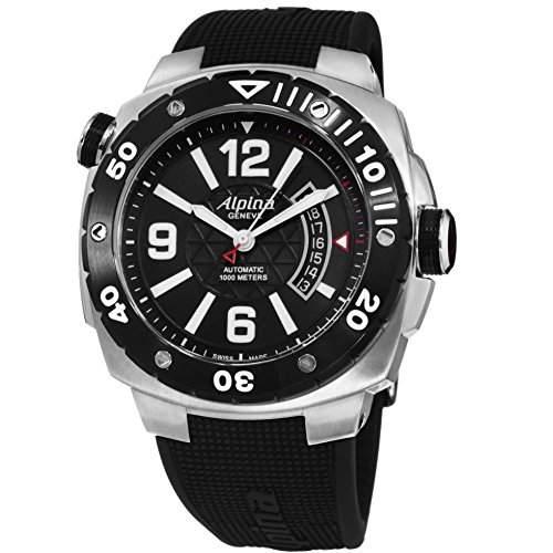 Alpina Geneve Extreme Diver 1000M Herren-Armbanduhr AL-525LBB5AEV6