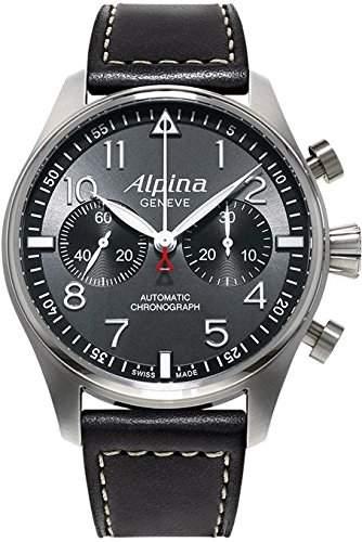 Alpina Startimer Pilot Chronograph Herrenuhr AL-860GB4S6