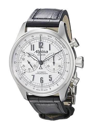 Alpina Geneve Startimer Chronograph AL860SCP4S6 Sportliche Herrenuhr Alpina Rotor