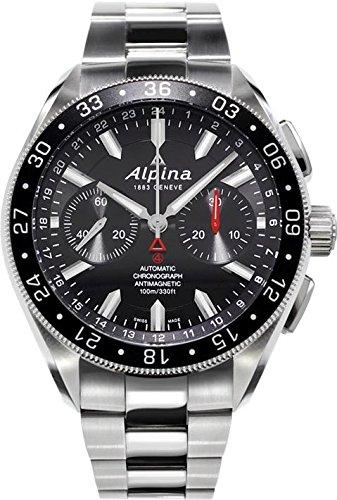 Alpina Geneve Alpiner 4 Chronograph Herrenchronograph Sehr Sportlich sportlich