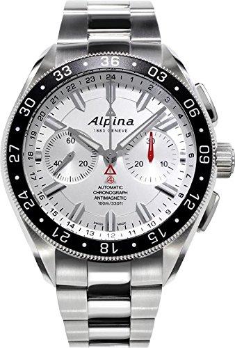 Alpina Geneve Alpiner 4 Chronograph Herrenchronograph Sehr Sportlich AL 860S5AQ6B
