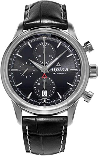 Alpina Geneve Alpiner Chronograph Herren Automatikchronograph Sehr Sportlich 750B4E6