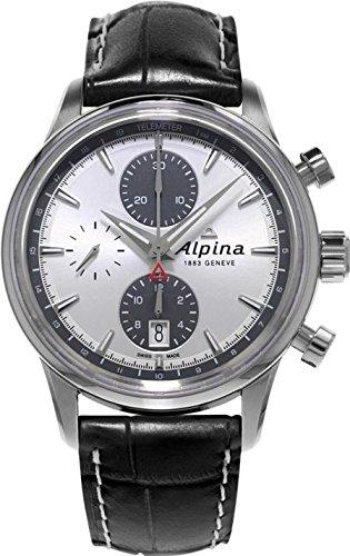 Alpina Geneve Alpiner Chronograph Herren Automatikchronograph Sehr Sportlich 750SG4E6