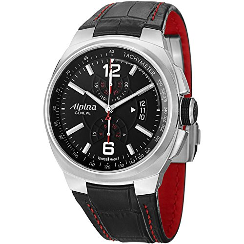 Alpina Racing Gt3 Herren 45mm Chronograph Automatikwerk Datum Uhr AL725AB5AR26