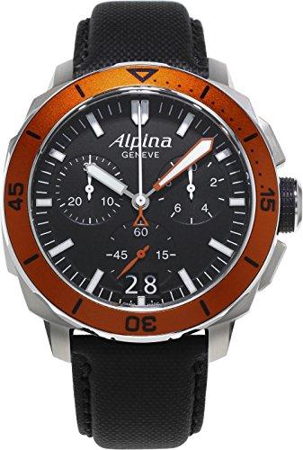 ALPINA SEA STRONG DIVER 300 SCHWEIZER QUARZ AL 372LBO4V6