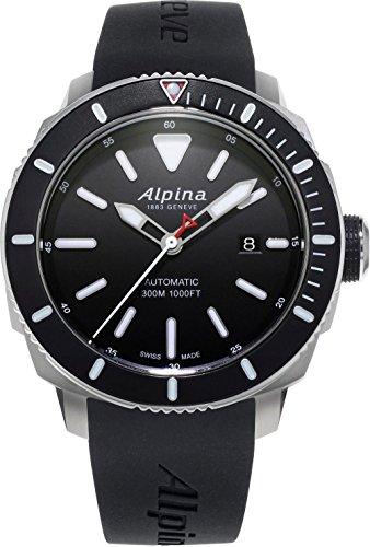 Alpina Geneve SEASTRONG DIVER 300 AL 525LBG4V6 Uhr Massives Gehaeuse