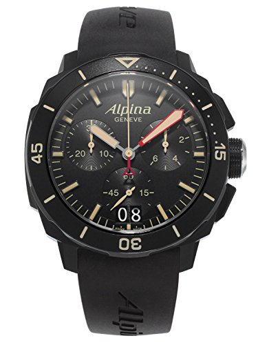 Alpina Seastrong Diver 300 Taucheruhr AL 372LBBG4FBV6