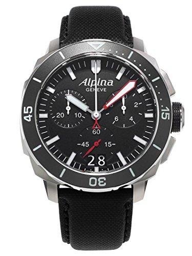 Alpina Seastrong Diver 300 Taucheruhr AL 372LBG4V6