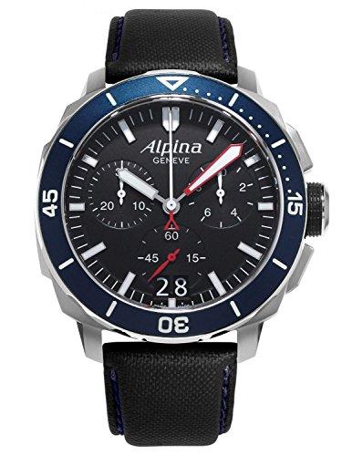 Alpina Seastrong Diver 300 Taucheruhr AL 372LBN4V6