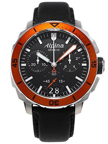Alpina Seastrong Diver 300 Taucheruhr AL 372LBO4V6