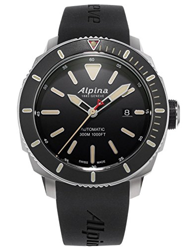 Alpina Seastrong Diver 300 Taucheruhr AL 525LGG4V6