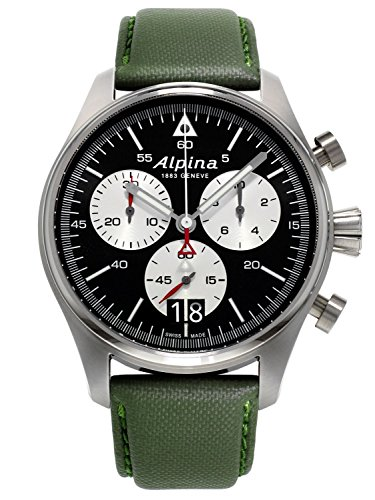 Alpina Startimer Pilot Chronograph Herrenuhr AL 372BS4S6