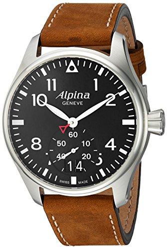 Alpina Startimer Pilot Big Date Herrenuhr AL 280N4S6