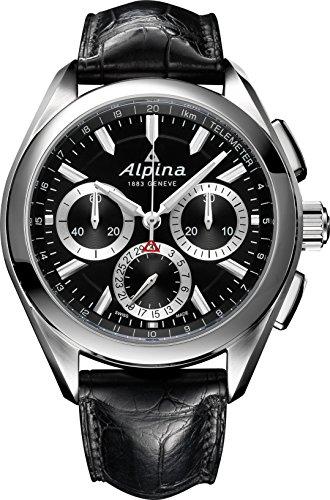 Alpina Geneve Alpiner 4 Flyback Chronograph AL 760BS5AQ6 Herren Automatikchronograph Manufakturkaliber